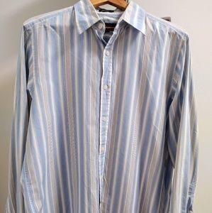 DKNY stripe dress shirt